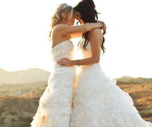 gay and wedding image