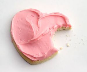 baking, pink, and inspiration image