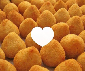 coxinha, food, and delicious image