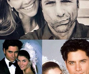 becky, full house, and john stamos image