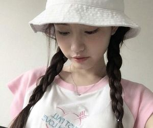 asia, ulzzang, and cute image