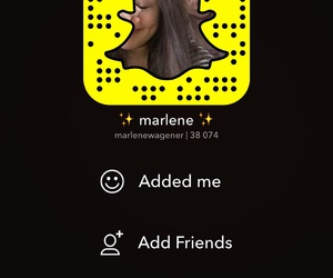 snap, add snap, and add me image