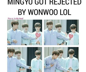 meme, funny, and Seventeen image