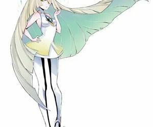 pokemon, lusamine, and anime girl image