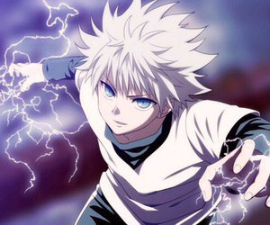 killua, hunter x hunter, and anime image
