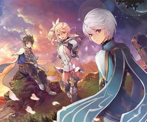 anime, games, and tales of zestiria image