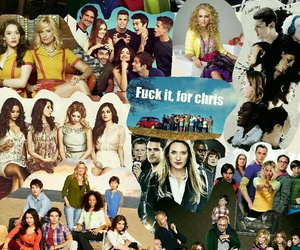 Collage, sherlock, and skins image
