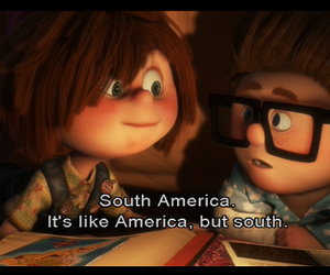 up, america, and south image