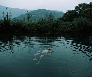 lake, nature, and photography image