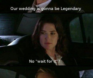 love, himym, and robin image