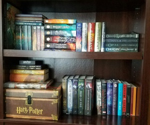 authors, books, and bookshelf image