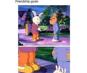 friendship, funny, and goals image