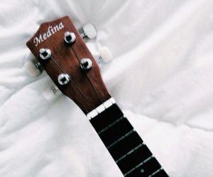 guitar, photography, and instrument image