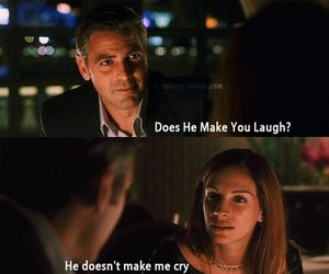 cry, quotes, and laugh image