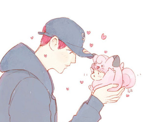 exo, chanbaek, and fanart image