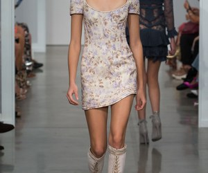 fashion, haute couture, and zimmermann image