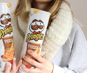 food, pringles, and tumblr image