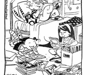 comics, Jack Kirby, and steve ditko image