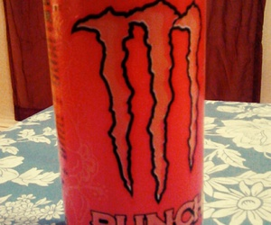energy drink, pink, and cute image
