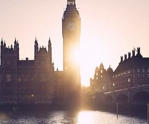 london, england, and love image