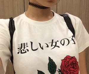 fashion, aesthetic, and rose image