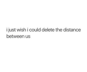 distance, life, and quotes image