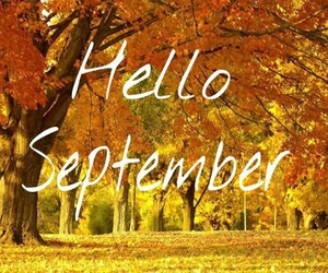 beautiful, September, and autumn image