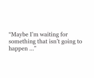 quote, hurt, and waiting image