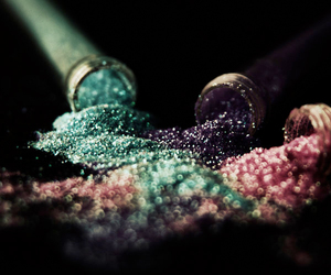 art, colorful, and sparkle image