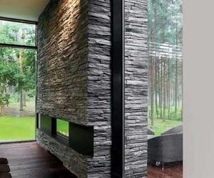 decor, fireplace, and inspo image