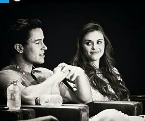 teen wolf, lydia, and ryan kelley image