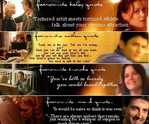 lucas, true love always, and one tree hill image