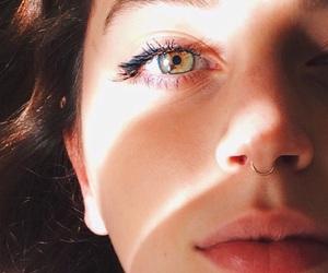 eye, eyes, and face image