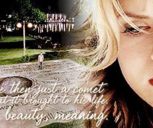 love song, one tree hill, and peyton sawyer image