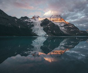 alternative, mountain, and clouds image