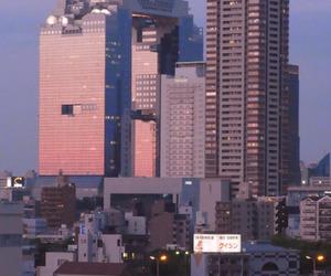 city, japan, and osaka image