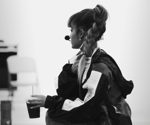 ariana grande, ariana, and dangerous woman image