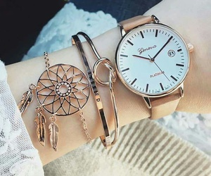 accessories, beautiful, and bracelets image