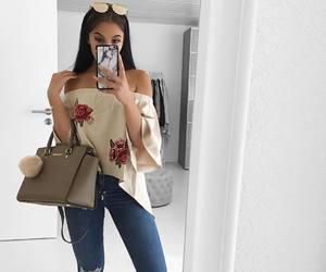 bag, beauty, and mode image