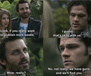 supernatural and Sam image