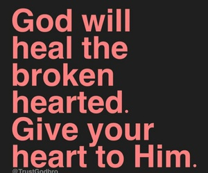 broken, jesus christ, and pray image