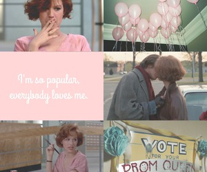 80s, Molly Ringwald, and The Breakfast Club image
