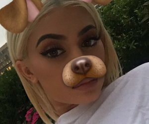 new, kylie jenner, and social image