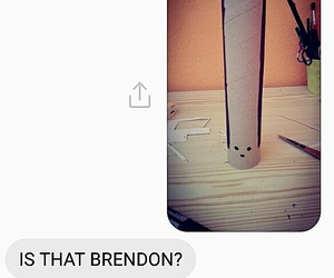 brendon urie, creative, and funny image
