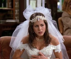 rachel, wedding, and friends image