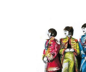 art, the beatles, and sargent pepper image