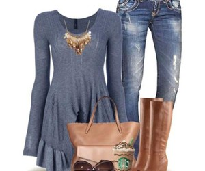 casual wear outfit image