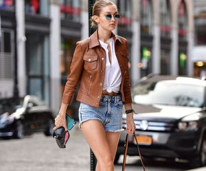 street style, gigi hadid, and beautiful image