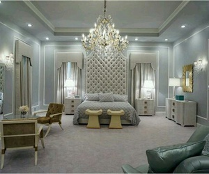 scream queens, bedroom, and luxury image