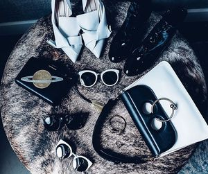 accessories, bracelet, and earrings image
